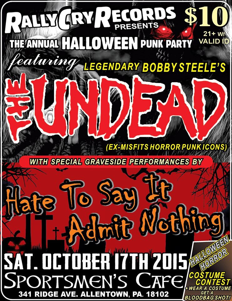 Undead 2015