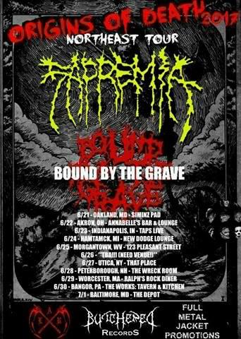 chaos tour 2017